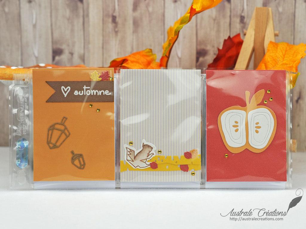 CS Pocket Letter automnale