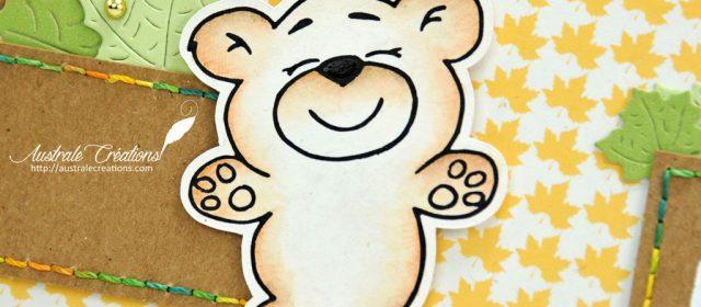 Carte : Bear Hug !