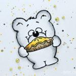 Carte : Happy Bear-Day
