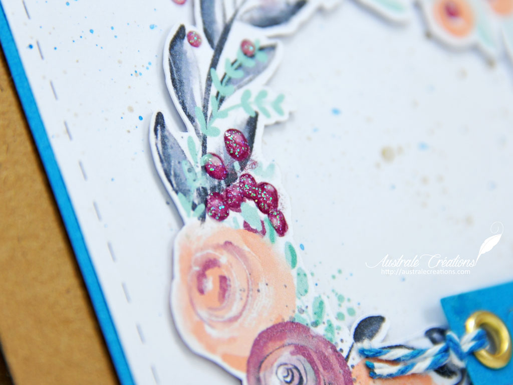 Carte Painted Floral