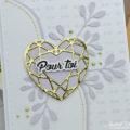 Carte Coeur de Diamant