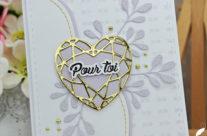 Carte : Coeur de Diamant