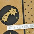 Carte Noel et voeux 2018 #7