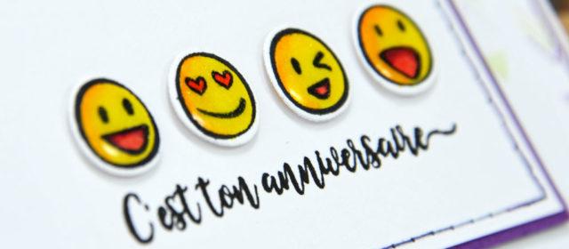 Carte : Happy Faces