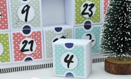 Com16 : Calendrier de l'Avent #1