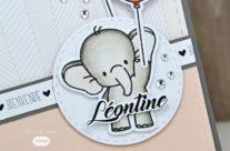 Com16 : Bienvenue Léontine