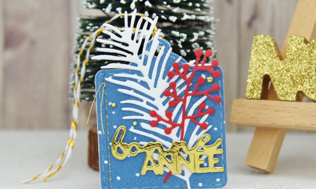 Com16 : Étiquettes pour cadeaux de fin d'année