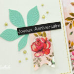 Carte : Bohemian Birthday