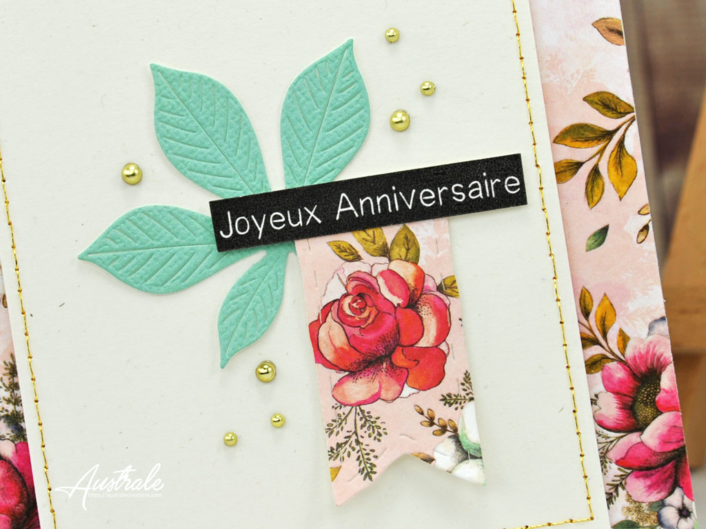 Carte Bohemian Birthday
