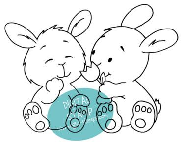 GSD-Spring-Bunny-Friends