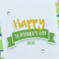 Set Happy Saint Patrick's Day