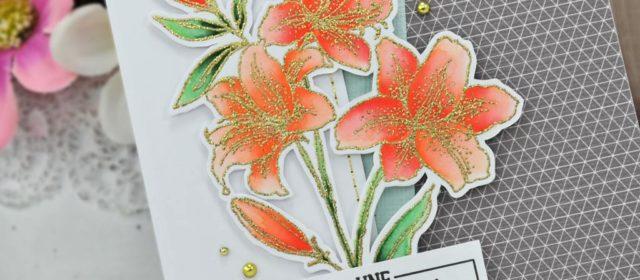Com16 : Duo Star Lilies