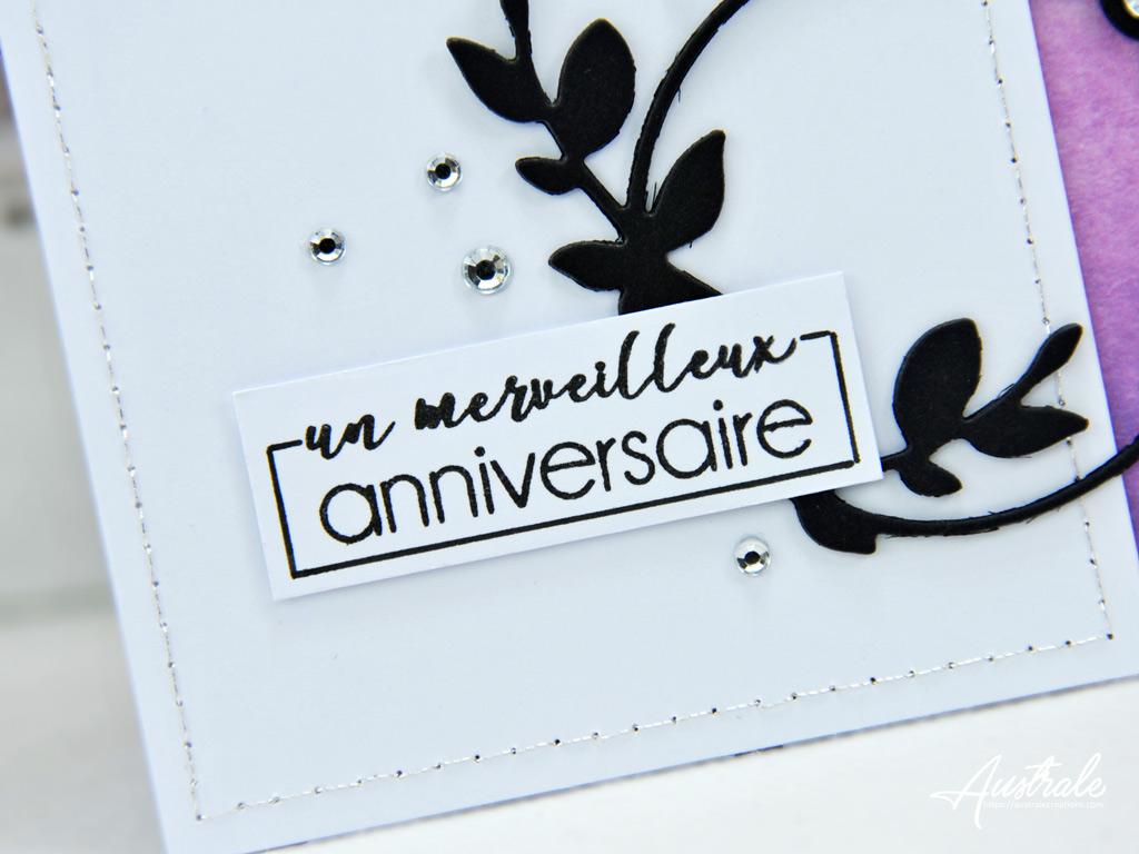Simply Graphic #7 Un merveilleux anniversaire