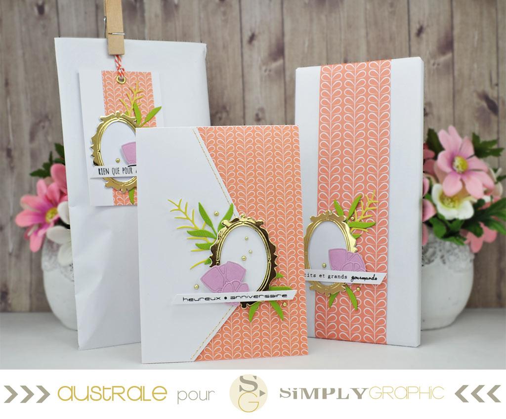 Simply Graphic Ensemble cadeaux