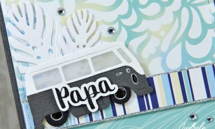 Carte : Bonne fête Papa
