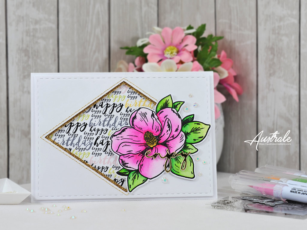 Carte Diamond Magnolia