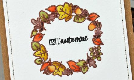 Gerda Steiner Designs : C'est l'Automne !