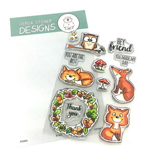 Gerda Steiner Design : Foxes