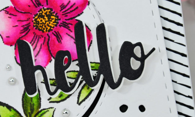 Carte : Hello