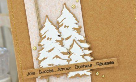 Carte : Joie, Succès, Bonheur