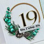 Cartes : Bonne et Heureuse Année