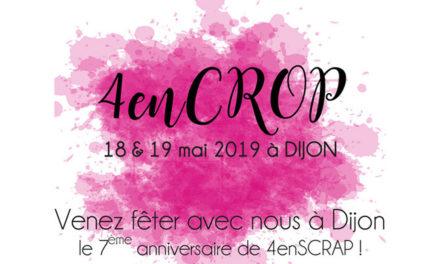 La 4enCROP 2019 !