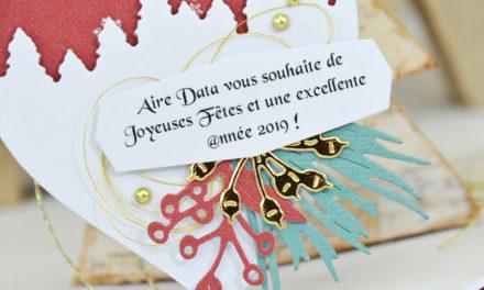 Com16 : Etiquettes pour cadeaux de fin d'année