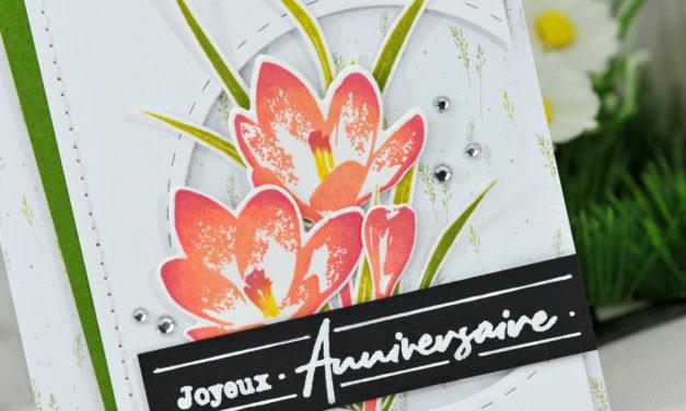 4enscrap : Avant Première Collection Printemps Jour 3