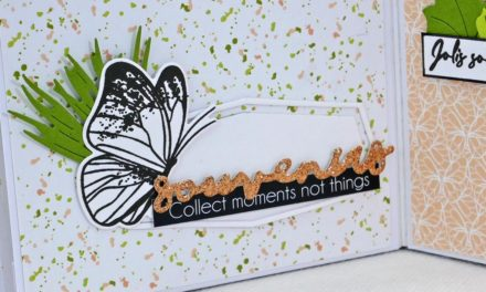 4enscrap : Mini Collection de Printemps