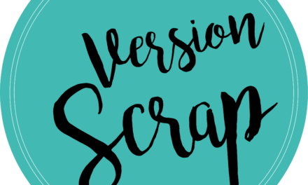 4enscrap : Rendez-vous à Version Scrap Paris !