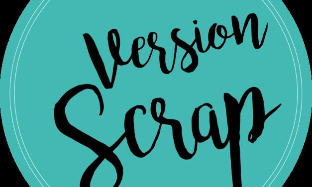 4enscrap : Rendez-vous à Version Scrap Paris !