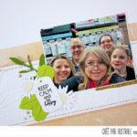 4enscrap : Journée Mondiale du Scrapbooking !