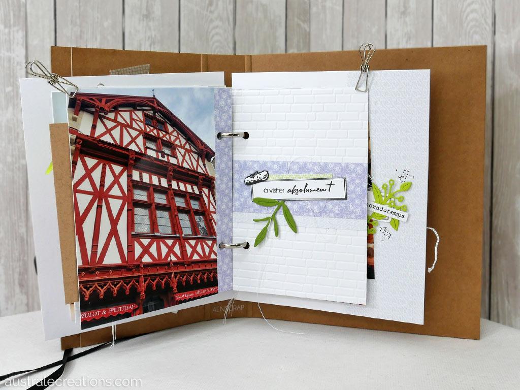 Bonheur : Mini album souvenir de la 4encrop