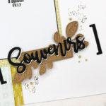 4enscrap : Avant Première Collection Automne Jour 6