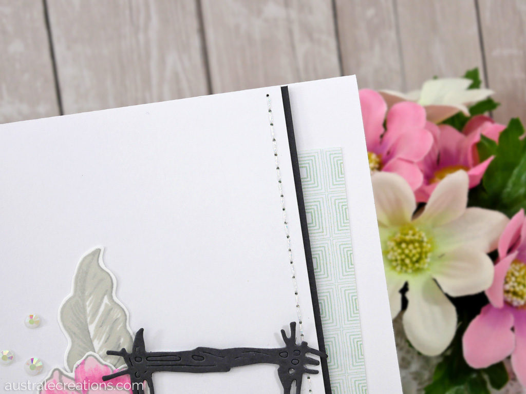 Fetes Occasions Speciales Cousue Main Carte D Anniversaire Joyeux Anniversaire Fleurs Maison Whpropiedades Cl