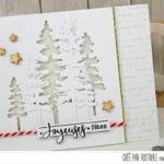 4enscrap : Les Petits Ateliers d'Hiver <br> « Joyeuses Fêtes »