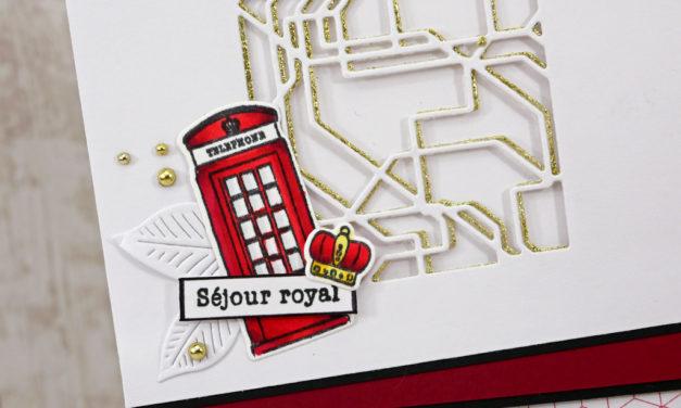 4enscrap : Séjour Royal