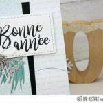 4enscrap : Invitation à créer «Cartes de voeux»