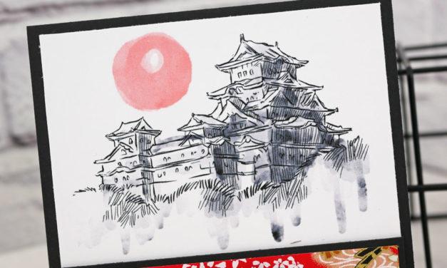 Carte : Japanese brush