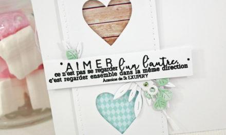 Carte : Aimer