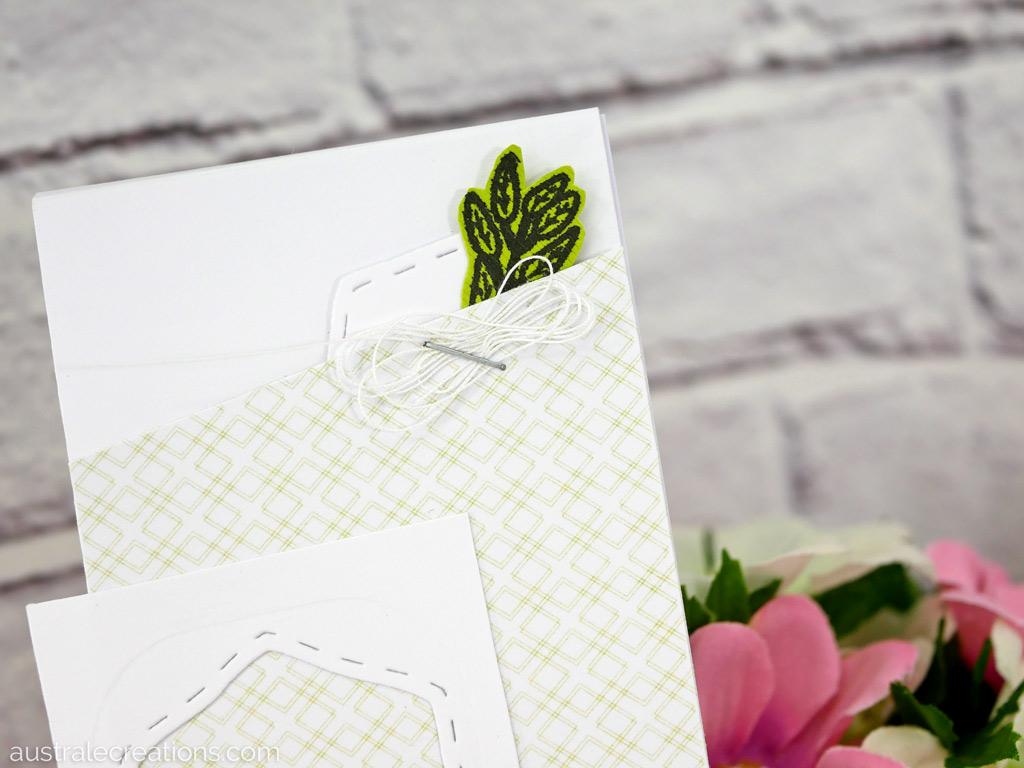 Tutoriel pour réaliser un bloc note personnalisé avec les produits 4enscrap.