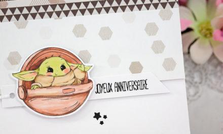 Cartes : Bébé Yoda