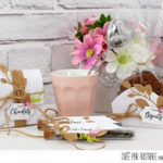 4enscrap : Inspiration Tea Time de Fati