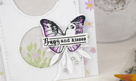 Carte : Bugs and Kisses