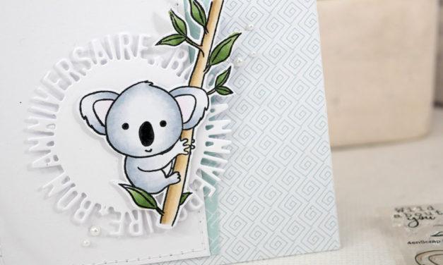 4enscrap : Un petit Koala