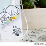 4enscrap : Inspiration Marque-Pages de Fati