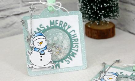 4enscrap : Les Petits Ateliers d'Hiver « Merry Christmas »