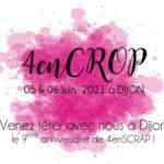 La 4enCROP 2021 !