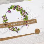 4enscrap : Invitation à créer «Des fleurs partout»