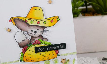 Carte : Taco Party